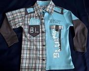 Одежда и обувь на мальчика 4-5 лет и девочку до 2 лет в отличном состо