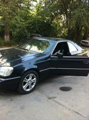 Mercedes Benz CL класс